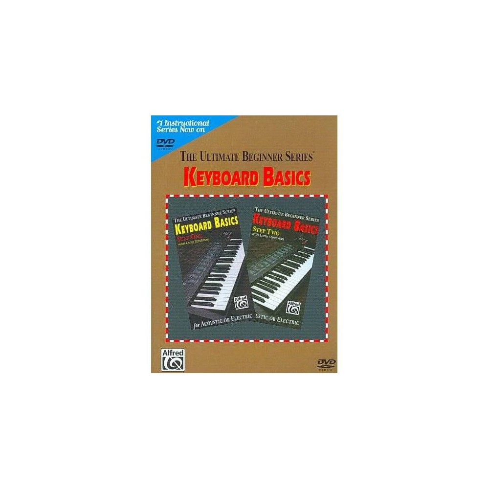 Keyboard Basics (Dvd), Movies