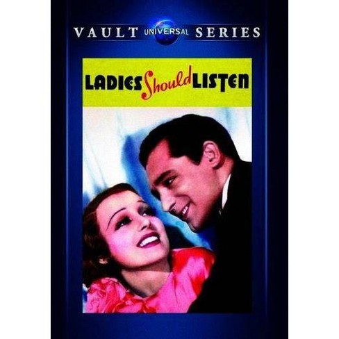 Ladies Should Listen (DVD) - image 1 of 1