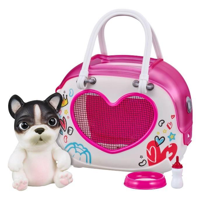 Little Live OMG Pets Bestie Bag & Puppy - image 1 of 12