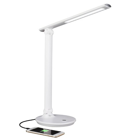 OttLite LED Emerge Desk Lamp - White - image 1 of 2