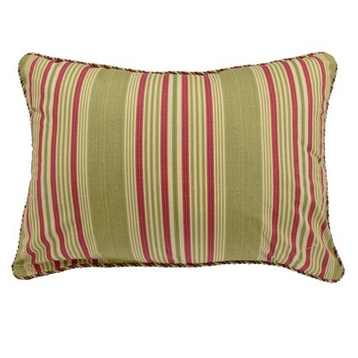 Imperial Dress Antique Throw Pillow (14x20)- Waverly