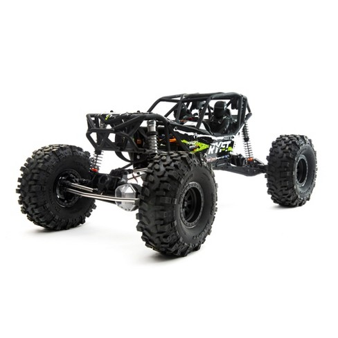 Axial RC Truck 1/10 RBX10 Ryft 4WD Brushless Rock Bouncer RTR (Battery and Charger Not Included), Black, AXI03005T2 - image 1 of 4