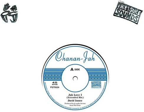 David Isaacs - Jah Love It/It De Hay (Vinyl) - image 1 of 1