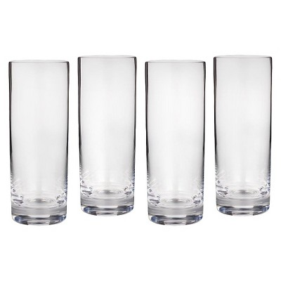 Marquis by Waterford Vintage Bar 12oz 4pk Highball Glasses