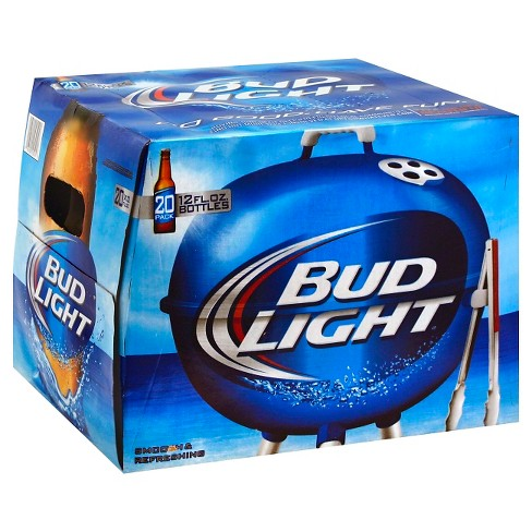 Bud Light® Beer - 20pk / 12oz Bottles - image 1 of 1