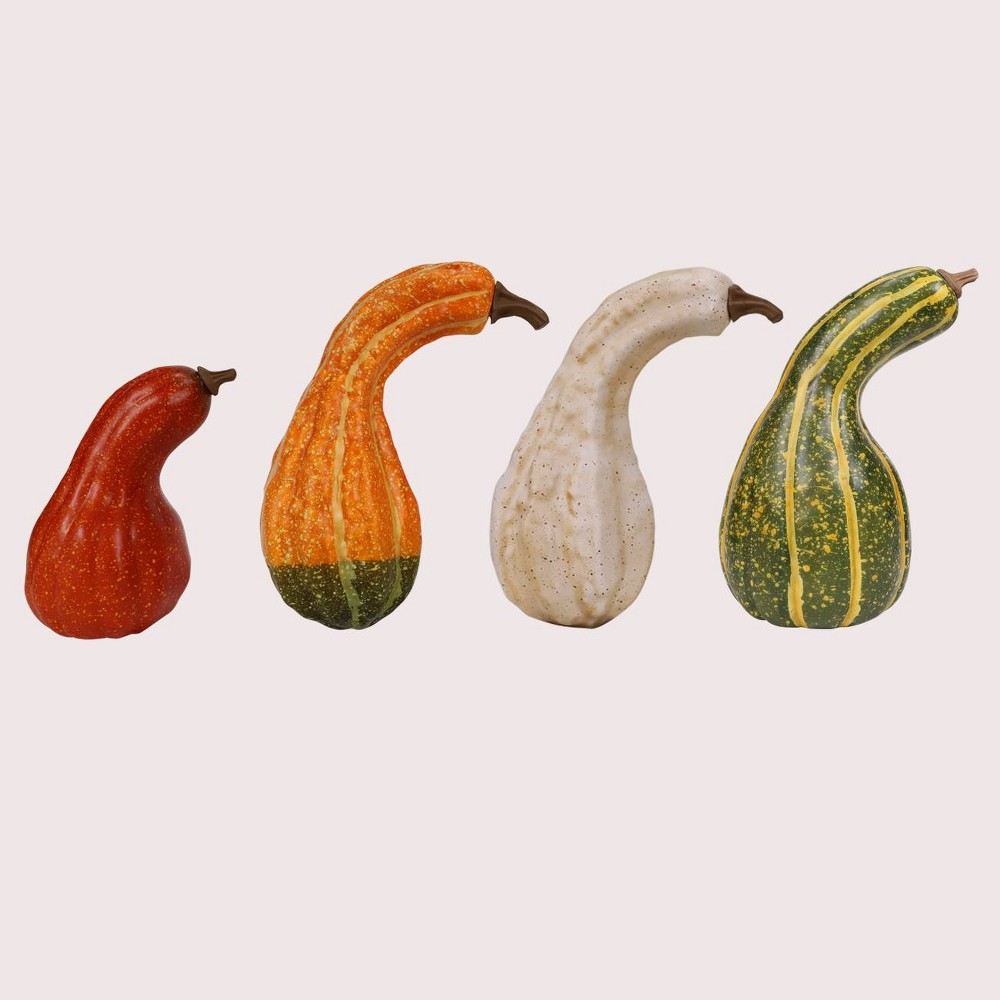 4pk Gourds - Bullseye's Playground was $12.0 now $6.0 (50.0% off)