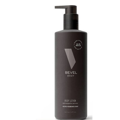 Bevel Body Lotion with Shea Butter - 16oz