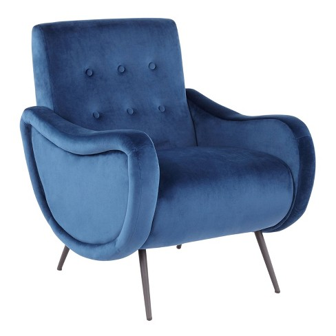 Rafael Contemporary Lounge Chair - LumiSource - image 1 of 4