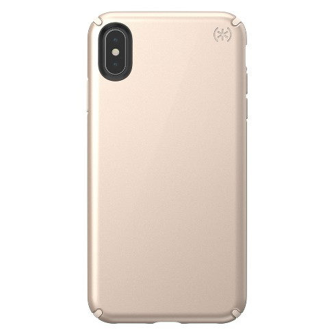 Speck Apple IPhone XS Max Presidio Case - Metallic Nude Gold   Target 084339a2130d