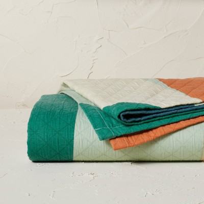 Jacquard Print Bed Blanket - Opalhouse™ designed with Jungalow™