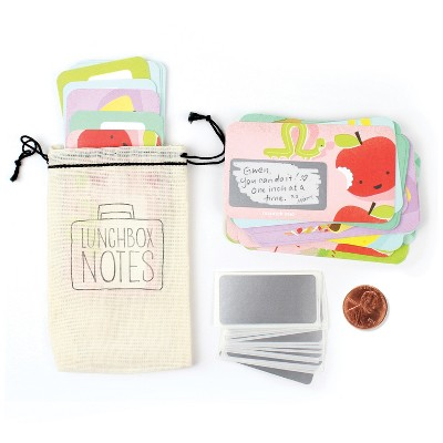 24ct Edition 2 Scratch-off Lunchbox Notes