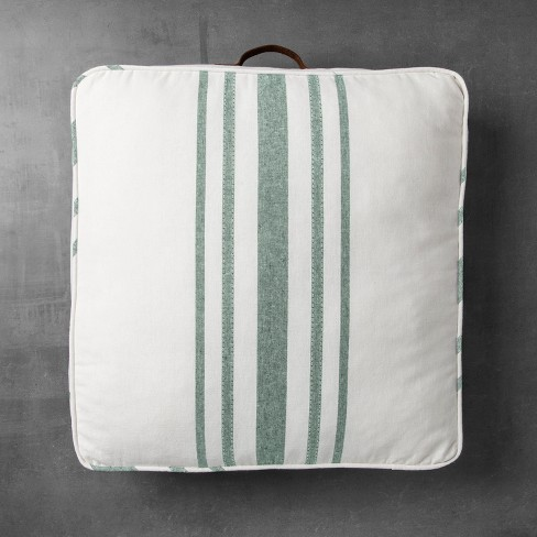 Square Floor Pillow - Hearth & Hand™ with Magnolia - image 1 of 2