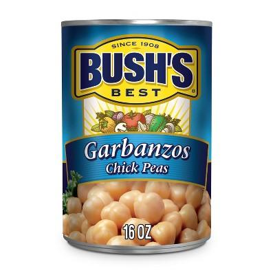 Bush's Garbanzo Beans - 16oz
