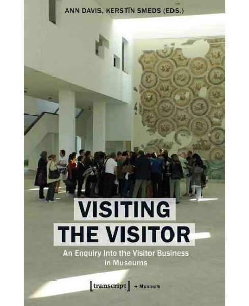 Visiting the Visitor : An Enquiry into the Visitor Business in Museums (Paperback) - image 1 of 1
