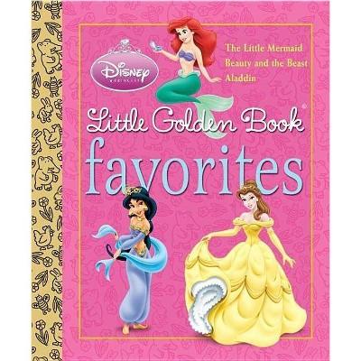 Disney Princess Little Golden Book Favorites (Disney Princess)- (Hardcover)