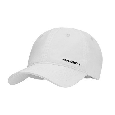 Mission Performance Hat - White