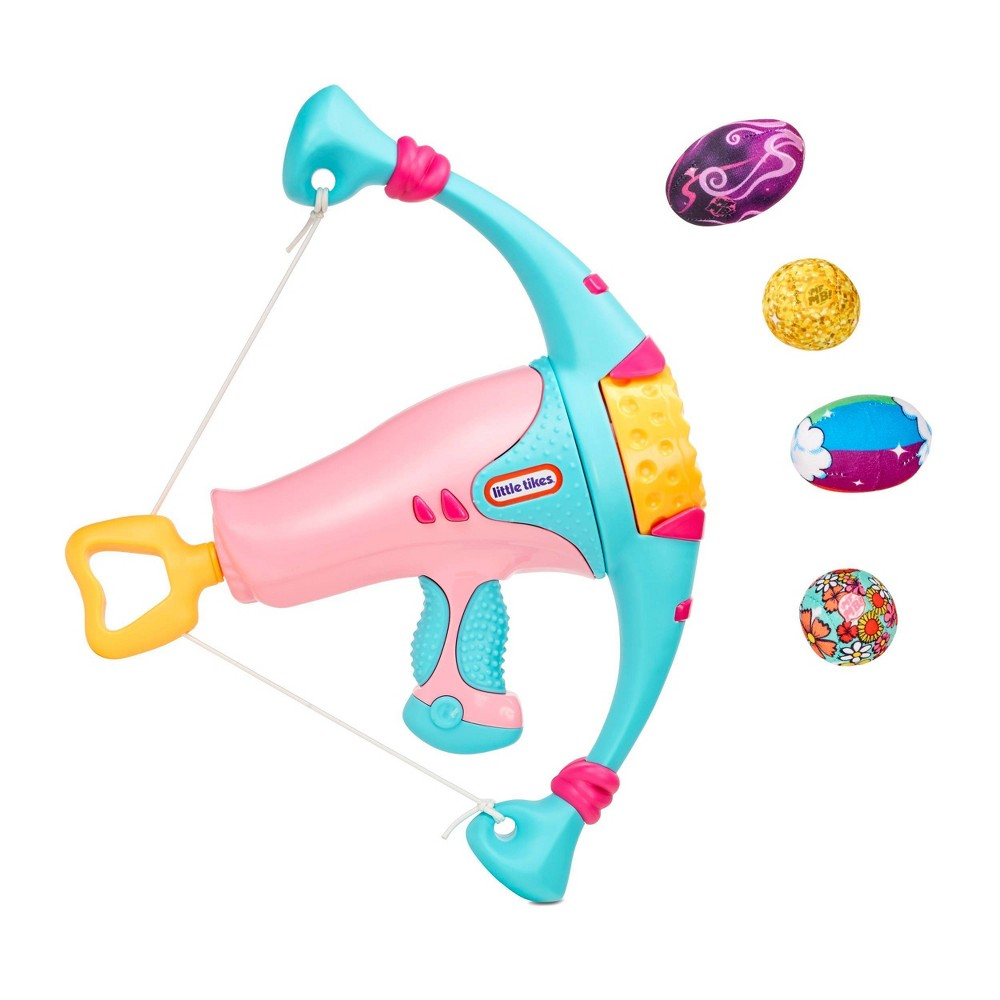 Little Tikes My First Mighty Blasters Power Bow Pink