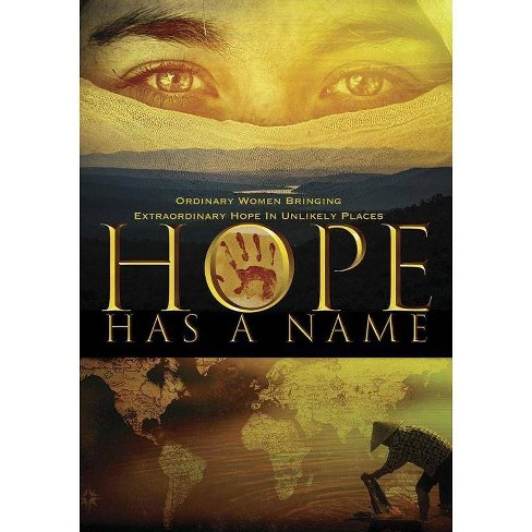 Hope Has A Name (DVD) - image 1 of 1