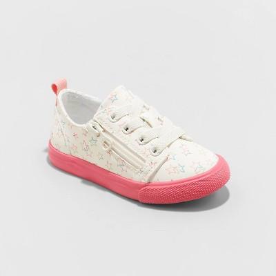 Toddler Luka Double Zipper Apparel Sneakers - Cat & Jack™