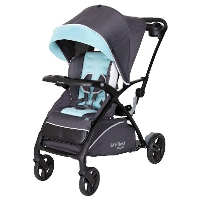 Baby Trend Sit N Stand 5-in-1 Shopper Stroller - Blue Mist