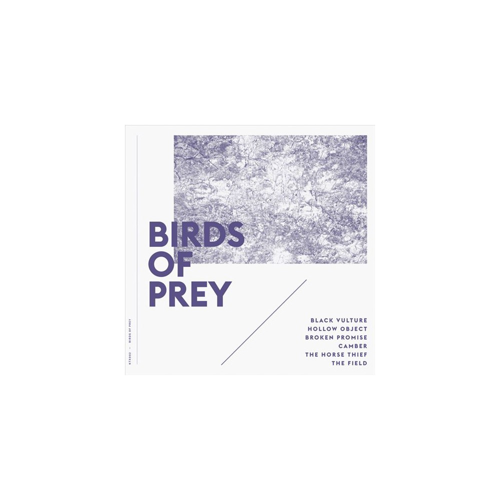 Birds Of Prey - Birds Of Prey (Vinyl)