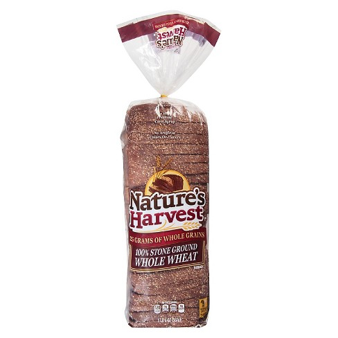 Nature's Harvest® Whole Wheat Bread - 20oz - image 1 of 1