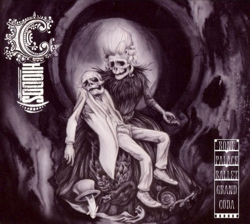 Chiodos - Bone Palace Ballet (CD/DVD) (Bonus Tracks) - image 1 of 1
