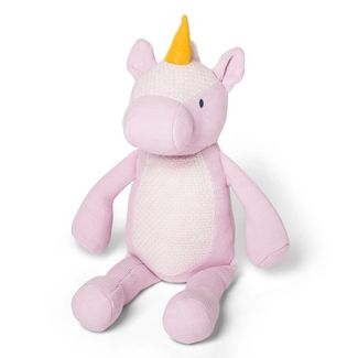 Knit Plush Unicorn - Cloud Island™ Purple