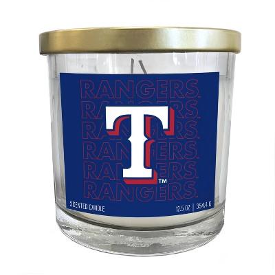 MLB Texas Rangers Echo Team Candle
