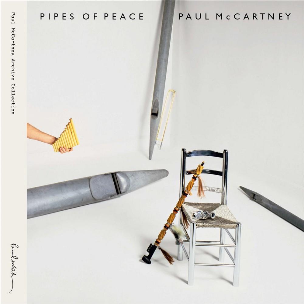 Paul Mccartney - Pipes Of Peace (CD)