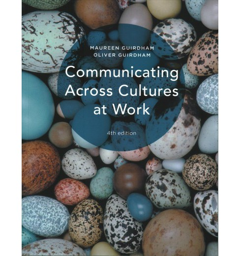 Communicating Across Cultures at Work (Paperback) (Maureen Guirdham & Oliver Guirdham) - image 1 of 1