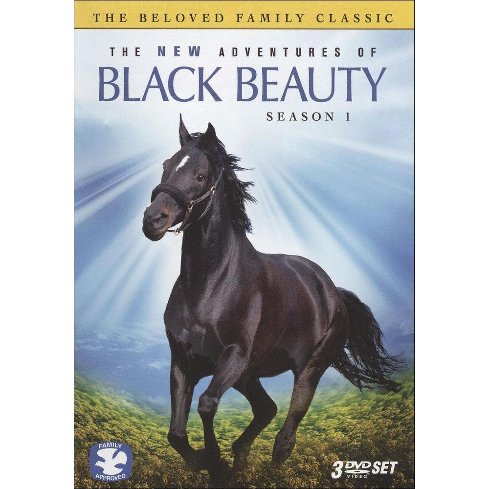 New adventures of black beauty ssn1 (Dvd)