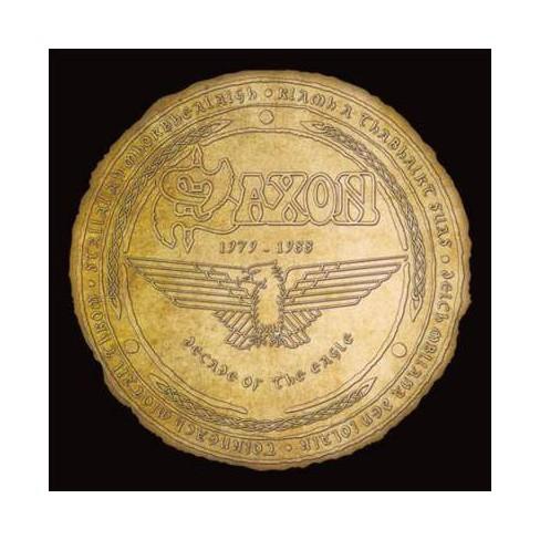 Saxon - Decade of the Eagle (CD) - image 1 of 1