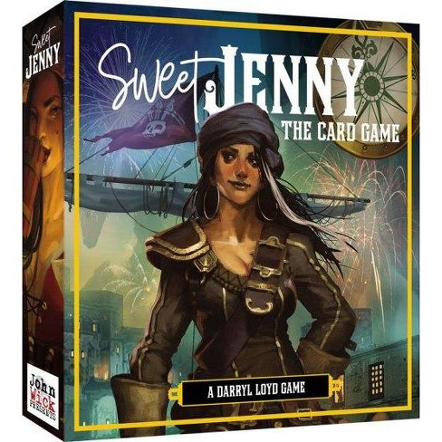 Sweet Jenny Board Game - image 1 of 1