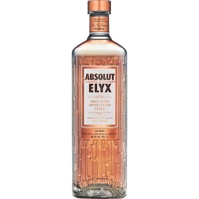 Absolut 750ML Elyx Vodka