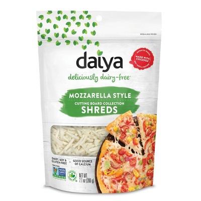 Daiya Dairy-Free Shredded Mozzarella Cheese - 7.1oz