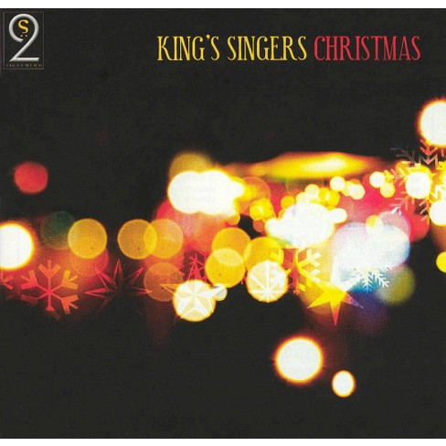 Various - King's Singers Christmas (CD) - image 1 of 2