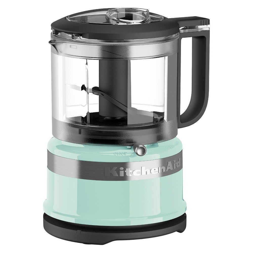 KitchenAid 3.5 Cup Mini Food Processor – KFC3516, Ice Blue 51165872