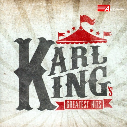 Karl l. king - King:Greatest hits (CD) - image 1 of 2