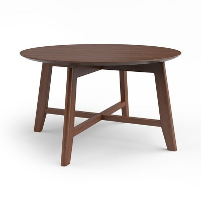 Elysian Coffee Table with Wood Table Top - Aeon