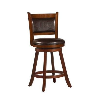 Dennery Swivel Counter Height Stool - Hillsdale Furniture