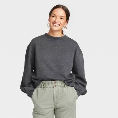 Women's Shrunken Sweatshirt - Universal Thread™
