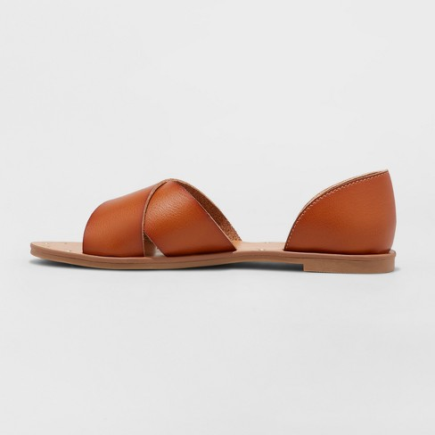 8310b1a13e40 Women s Lois Open Toe Slide Sandals - Universal Thread™   Target