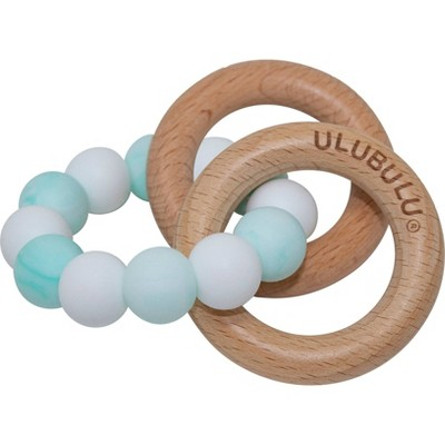 Ulubulu Teething Ring 0+ Months - Mint