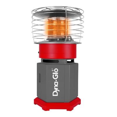 Glo Heataround360 Outdoor Heater - Red - 10K BTU - HA1360R01