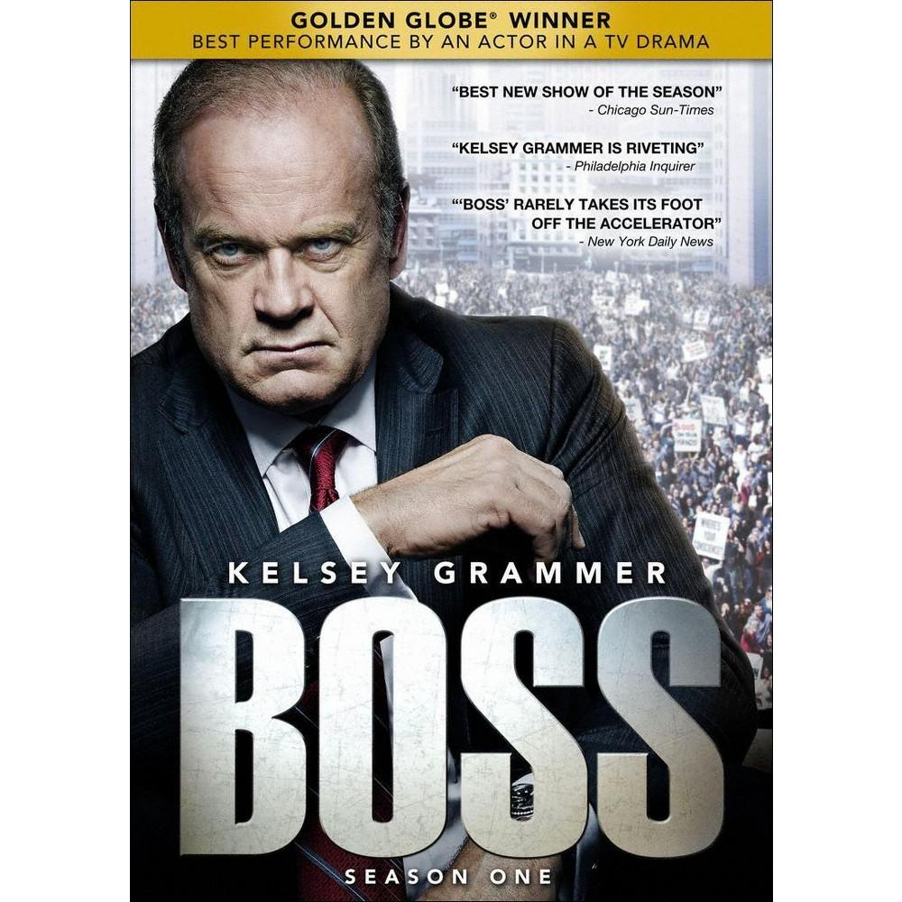 Boss Season One Dvd