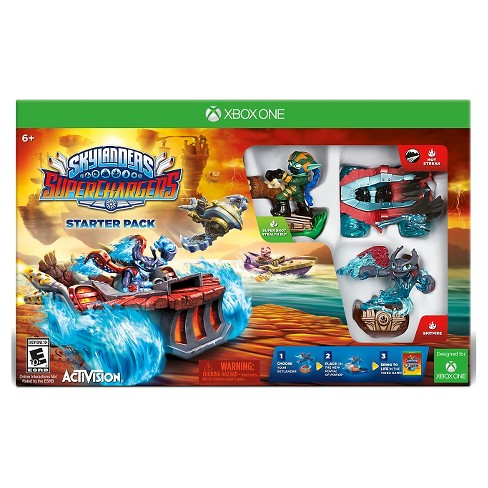 Skylanders SuperChargers Starter Pack Xbox One - image 1 of 4