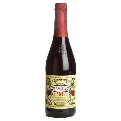 Lindeman's Framboise Beer - 750ml Bottle