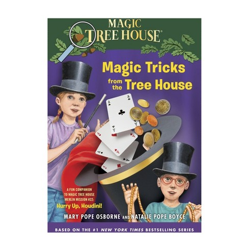 Magic Tricks from the Tree House (Paperback) by Mary Pope Osborne - image 1 of 1