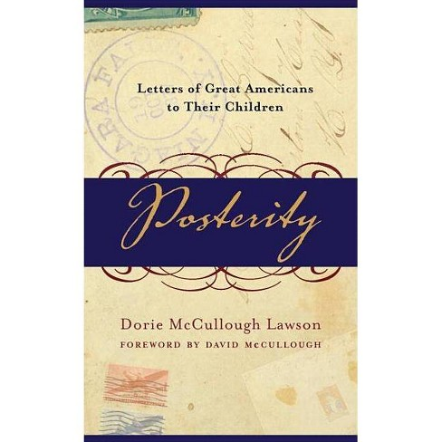 Posterity - by  Dorie McCullough Lawson (Paperback) - image 1 of 1